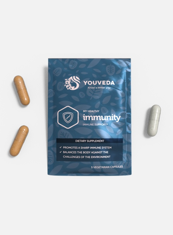 Ayurvedic Supplement for Immune Support - My Healthy Immunity